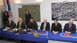 Potpisan Protokol o nastavku izgradnje železničke stanice Beograd Centar - Prokop