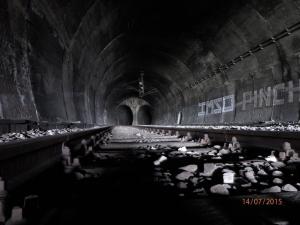 Tuneli železničke stanice Beograd Centar