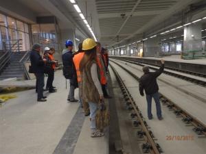 Studenti Građevinskog fakulteta u poseti gradilištu