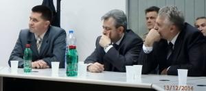 Poseta delegacije Ministarstva i Železnice Beogradčvoru i gradilištu železničke stanice Beograd Centar