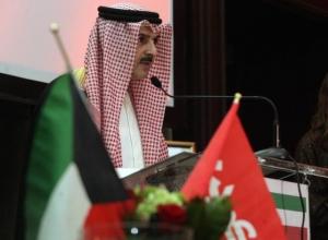 Svečani prijem povodom obeležavanja 53. godišnjice nezavisnosti Kuvajta